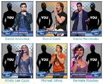 American Idol Framerz
