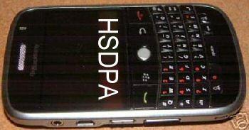 HSDPA for BlackBerry