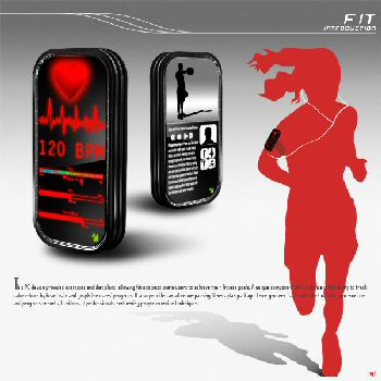 Fit Mobile Phone Concept
