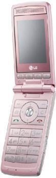 LG KF300 Wine Phone gets global release