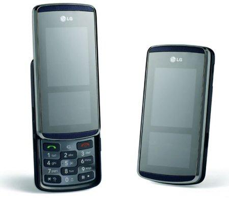 LG KF600 phone