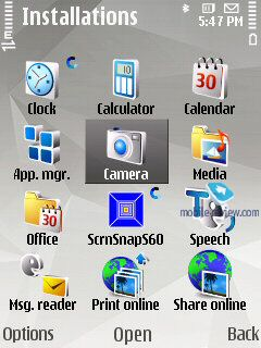 S60 3.2 Feature pack