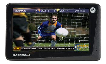 Mobile TV DH02