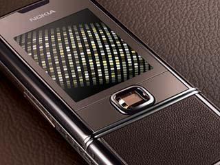 Nokia 8800 Sapphire Arte phone for India