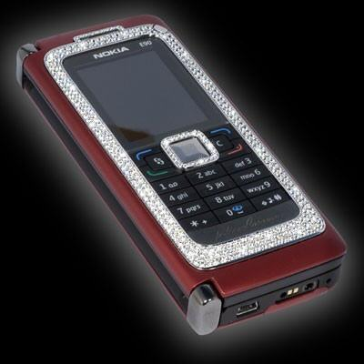 Nokia E90: not the best Bling phone on the market