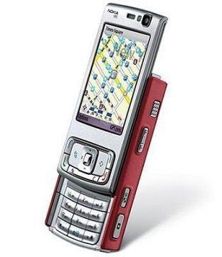 Nokia Red N95-3