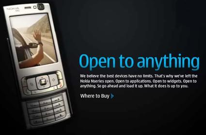 Symbian 9.2 hacked