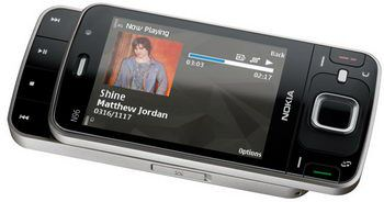Nokia N96 Xenon flash