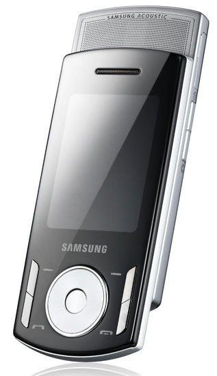 Samsung F400 pic 1