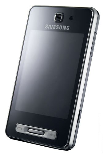 Samsung F480 front