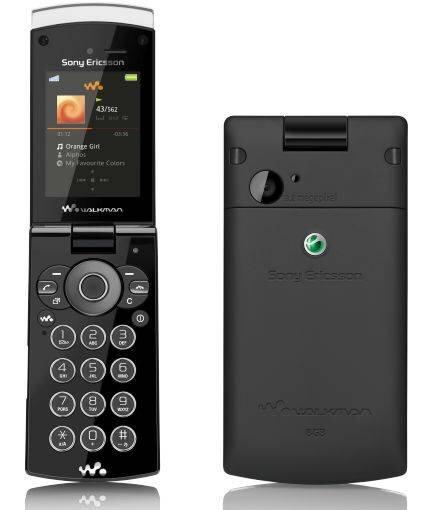 Sony Ericsson W980i picture 2