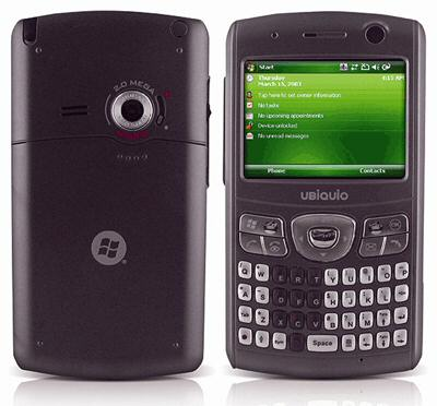 MWg expanding handsets: UBiQUiO with 501 and 503g