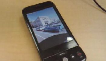 HTC Android-based Dream