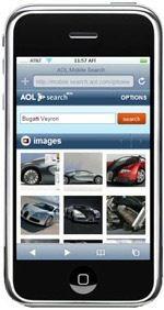 AOL Mobile Search