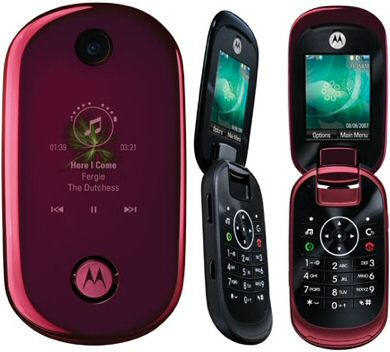FREE Motorola U9 on Vodafone and get £5 off per month