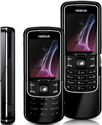 Free Nokia 8600 Luna with 7 months half price line rental on Vodafone