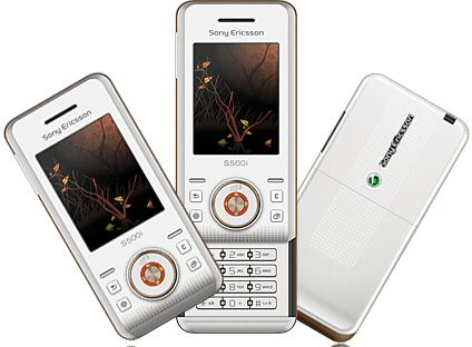 Free Sony Ericsson S500i copper and HP Laptop from O2