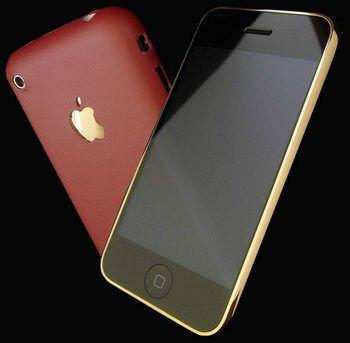 iPhone by Goldstriker