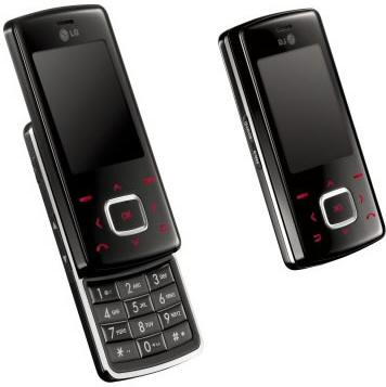 LG KG800 Chocolate black PAYG deal: Only £34.95 from Vodafone