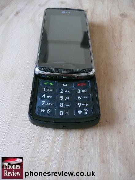 lg kf600 open front