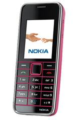 nokia 3500 pink pay as you go deal