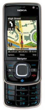 Nokia 6210 Navigator main picture
