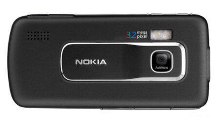 Nokia 6210 Navigator picture 1
