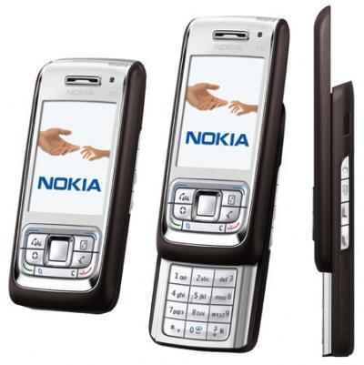Nokia E65 Shine with FREE Sony PSP Slim from Orange