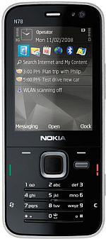 Nokia N78 picture 1