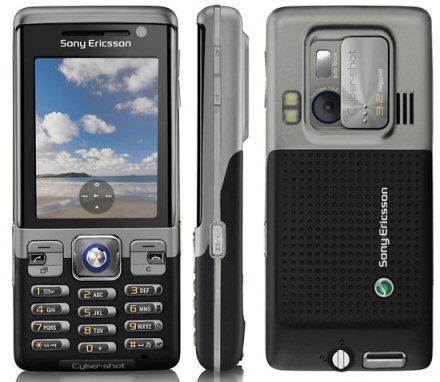 Sony Ericsson C702 picture 1