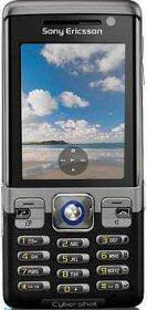 Sony Ericsson C702 picture main