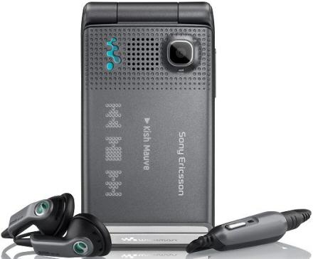 Sony Ericsson W380i with £180.00 Cashback on T-Mobile