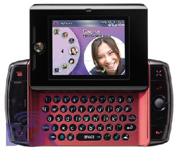 T-Mobile Sidekick Slide