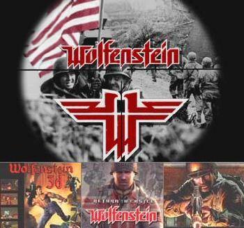 wolf - Wolfenstein RPG™ s60v2 176�208 java s60v2 �n izlemeli