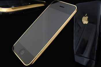 Black Beauty Apple iPhone