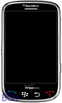 Blackberry Thunder 9500