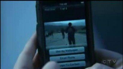 CSI iPhone