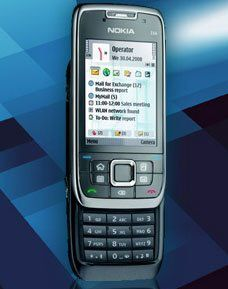 Nokia E66 and E71