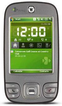 HTC P3400i PDA not so smartphone