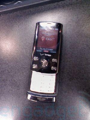 LG VX8910