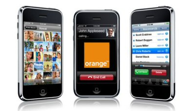 orange offering iphone in 10 countries