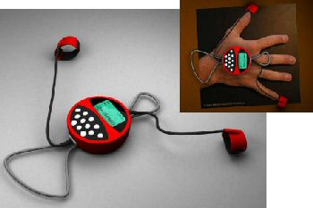 Hand device concept