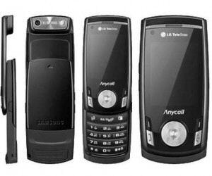 Samsung W4950