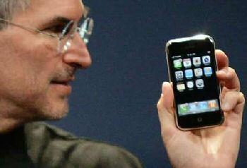 Apple 3G iPhone, HTC Touch Diamond