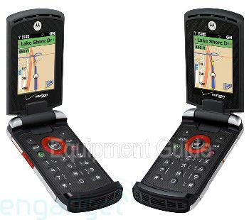 Motorola V750 and W755