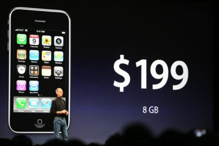 3g iphone $199 for 8gb