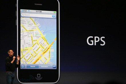 3g iphone gps