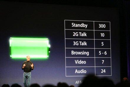 apple 3g iphone battery