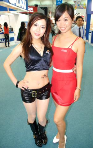 computex sexy babes pic 13