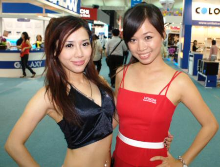 computex sexy babes pic 14